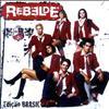 CD : Rebelde - Edição Brasil